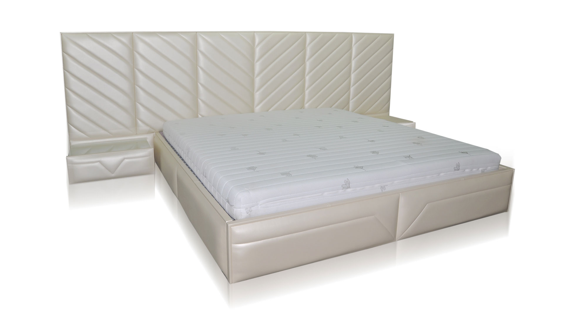 Новая кровать Ника-2