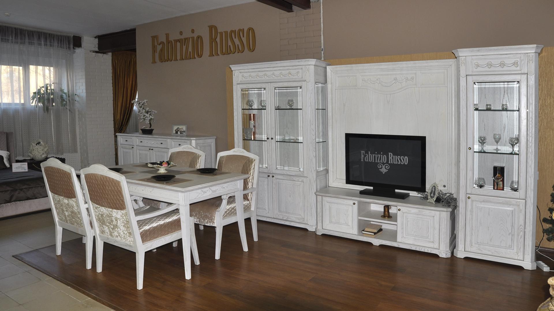 Мебель из массива fabrizio russo пользуется большой популярностью среди ценителей классического стиля и натуральных